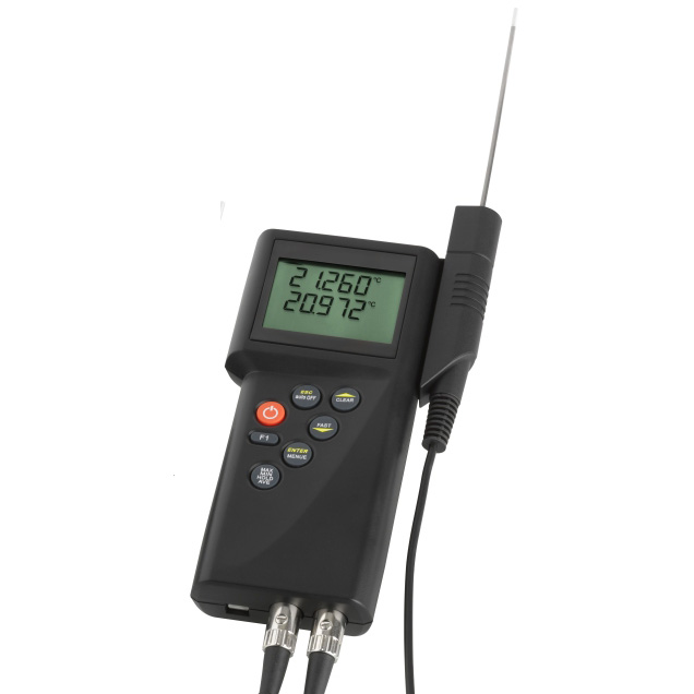 digital laboratory thermometers