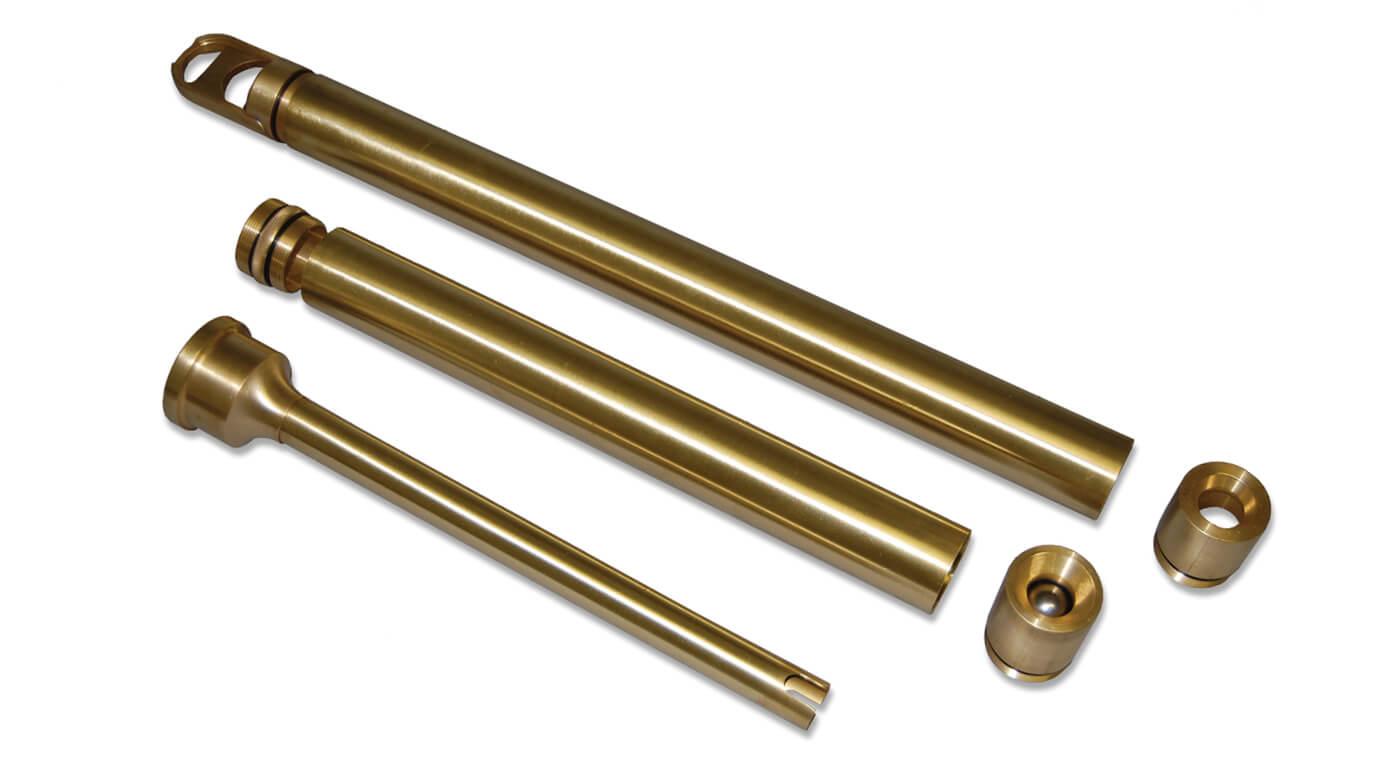 Multi-Function RVP Sampling System Brass